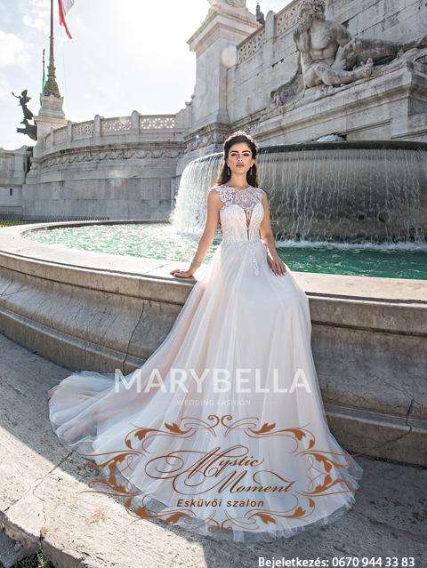 1ea2453bf6 Menyasszonyi ruha Mystic Moment Esküvői Ruhaszalon Gyömrő