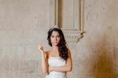A vonalú menyasszonyi ruha Gyömrő 99 a Mystic Moment Esküvői Szalonban Gyömrőn