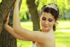 különleges menyasszonyi ruha Gyömrő Mystic Moment