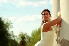 Tengerparti félpántos menyasszonyi ruha 2 a Mystic Moment Esküvői Szalonban Gyömrőn