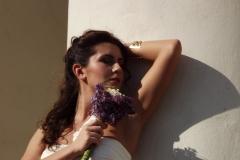 Tengerparti félpántos menyasszonyi ruha 4 a Mystic Moment Esküvői Szalonban Gyömrőn