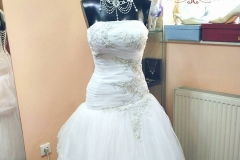 Tüllös menyasszonyi ruha Mystic Moment Esküvői Ruhaszalon Gyömrő