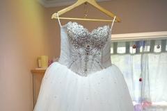 Szív dekoltázsú menyasszonyi ruha Mystic Moment Esküvői Ruhaszalon Gyömrő