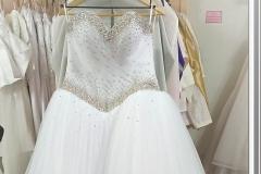 Köves menyasszonyi ruha Mystic Moment Esküvői Ruhaszalon Gyömrő