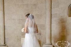 Sellő fazonú menyasszonyi ruha Mystic Moment Esküvői Ruhaszalonban Gyömrőn