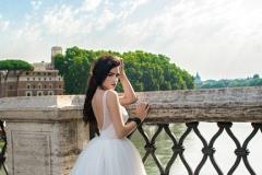 Nyitott hátú menyasszonyi ruha Mystic Moment Esküvői Szalon
