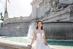 Uszályos Menyasszonyi ruha Mystic Moment Esküvői Szalon Gyömrő