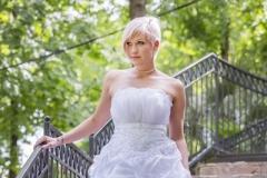 Menyasszonyi ruha 11 a Mystic Moment Esküvői Ruhaszalonban Gyömrőn