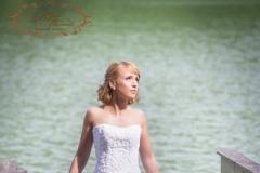 Menyasszonyi ruha by Maggie Sottero a Mystic Moment Esküvői Ruhaszalonban Gyömrőn
