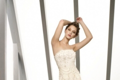Menyasszonyi ruha by Mori Lee 05 a Mystic Moment Esküvői Ruhaszalonban Gyömrőn
