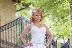 Menyasszonyi ruha by Ronald joyce 12 a Mystic Moment Esküvői Ruhaszalonban Gyömrőn