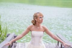 Rövid Menyasszonyi ruha a Mystic Moment Esküvői Ruhaszalonban Gyömrőn