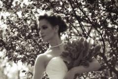 Sellő menyasszonyi ruha Gyömrő