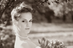 Sellő típusú menyasszonyi ruha Gyömrő