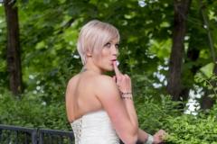 Uszályos menyasszonyi ruha Gyömrő 045