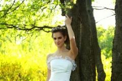 rövid menyasszonyi ruha Gyömrő a Mystic Moment Esküvői Ruhaszalonban Gyömrőn