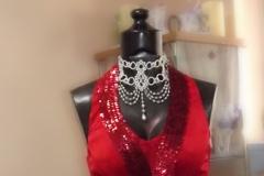 latin stílusú menyecske ruha Mystic Moment Esküvői Szalon Gyömrő