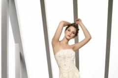 Mori Lee Sellő fazonú menyasszonyi ruha a pest megye mystic moment esküvői szalon 3