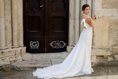 Pronovias Sellő fazonú menyasszonyi ruha a Gyömrő Mystic Moment Esküvői Szalon