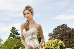 Ronald Joyce Sellő fazonú menyasszonyi ruha a Gyömrő Mystic Moment Esküvői Szalon 6