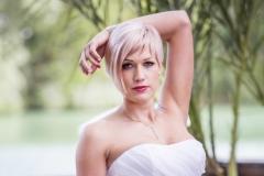 Sellő fazonú menyasszonyi ruha Gyömrő 038