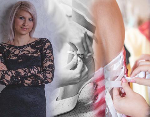 Gyömrői Mystic Moment Esküvői Ruhaszalon vezetője Menyasszonyi ruha