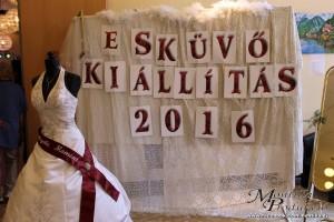 Üllői esküvő kiállítás, menyasszonyi ruha