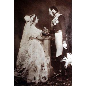 Régi Menyasszonyi ruha fotó