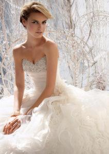 Mori Lee menyasszonyi ruha Gyömrő