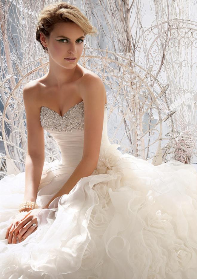 Mori Lee márka - Mystic Moment Esküvői Szalon Gyömrőn 9e516c31ae