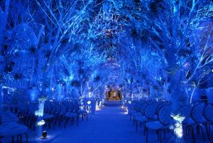 elképzelt gyömrői esküvő télen